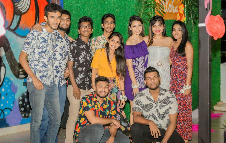 Aloha Night – Colombo Branch Campus