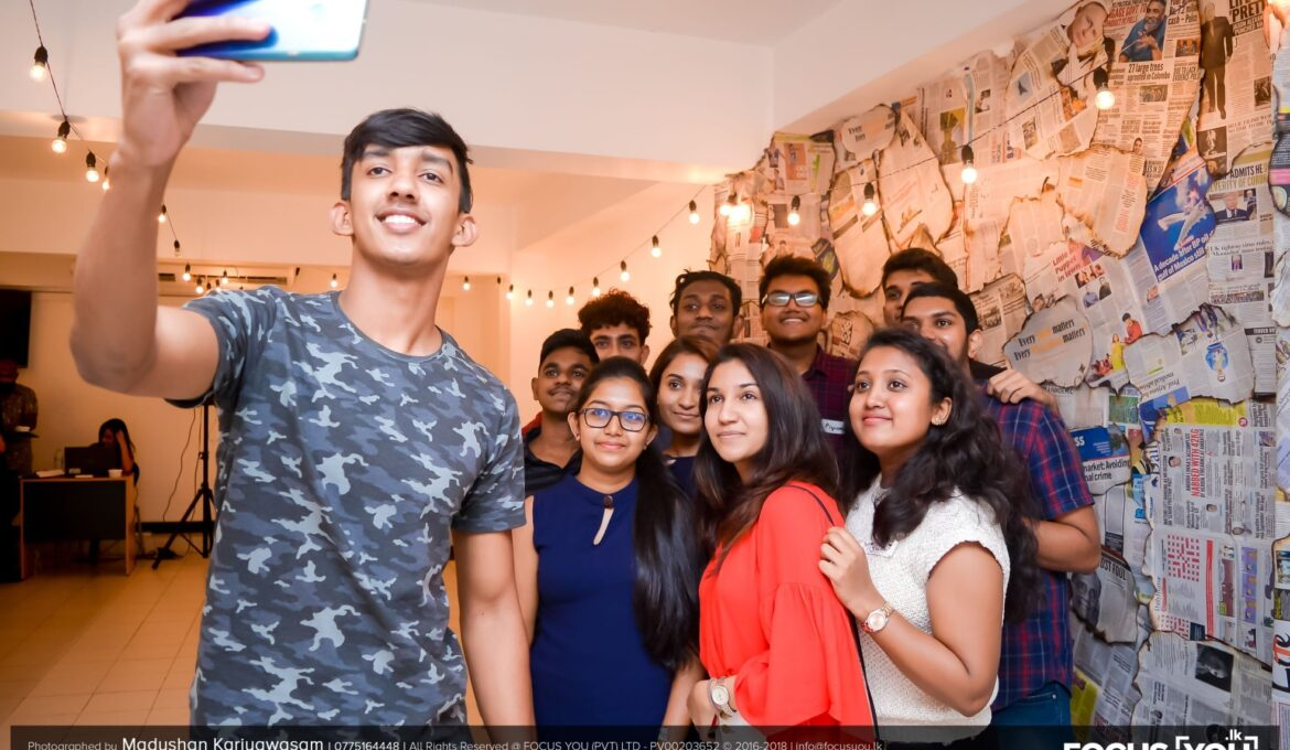 A #BBQ Party organized for the freshers to welcome them to #ANC (4)