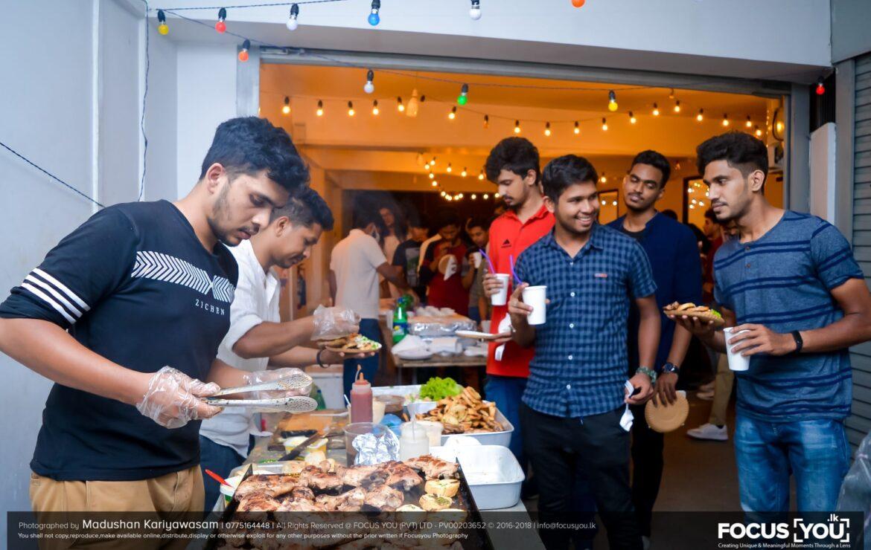 BBQ Night – Kandy Branch Campus