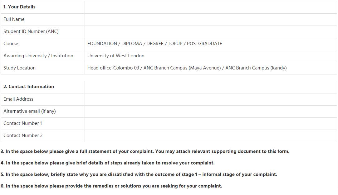ANC-Education-Student-Complaint-Procedure 2