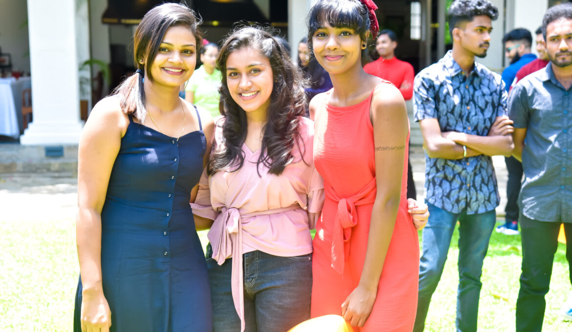 Freshers_ Day Out for Summer 2020 new students held on 26th August 2020 at the Mahaweli Reach Hotel (1)