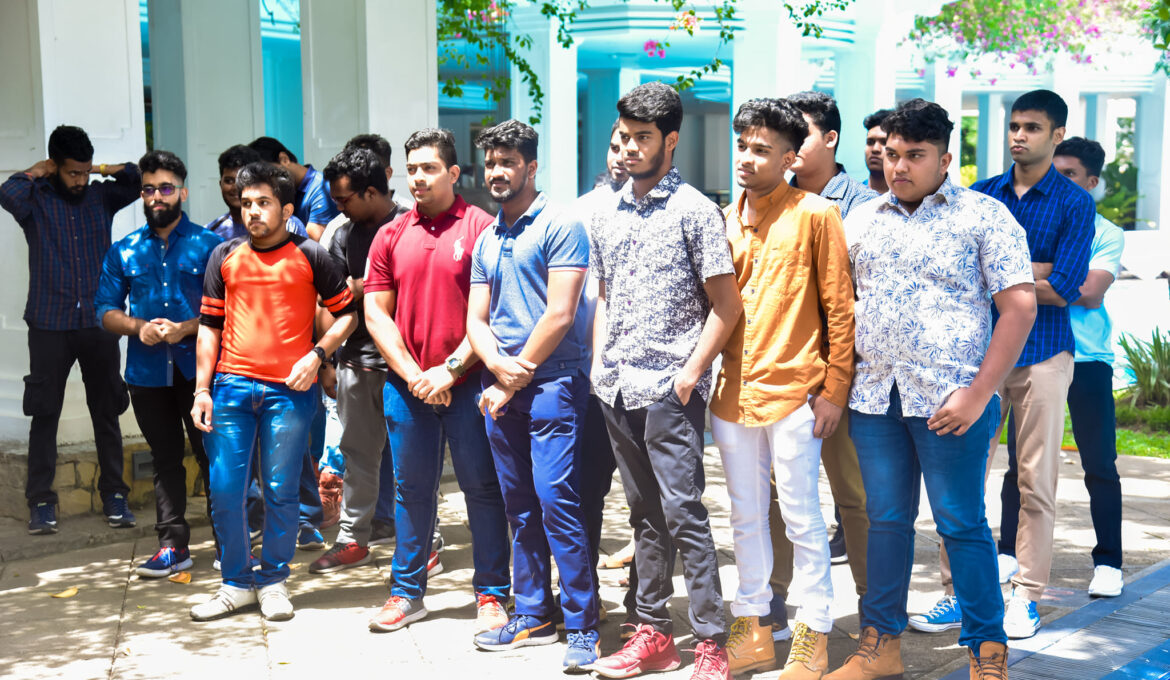 Freshers_ Day Out for Summer 2020 new students held on 26th August 2020 at the Mahaweli Reach Hotel (12)
