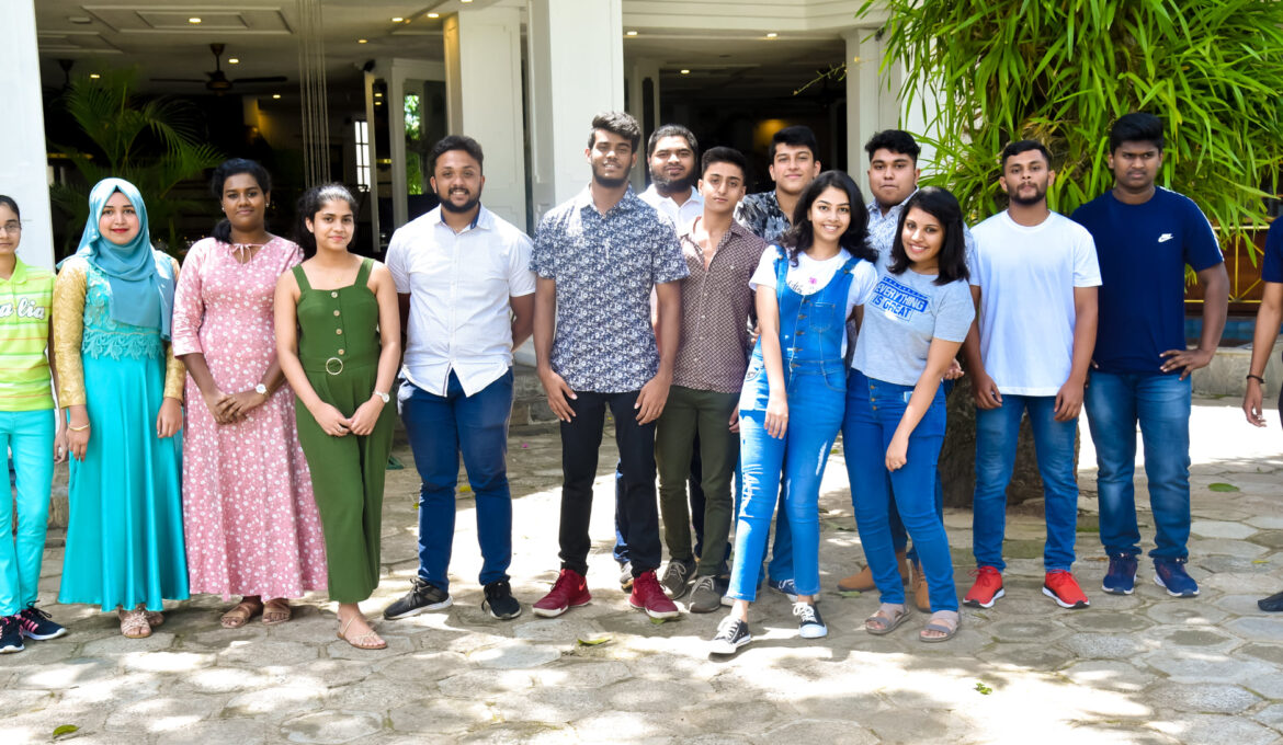 Freshers_ Day Out for Summer 2020 new students held on 26th August 2020 at the Mahaweli Reach Hotel (4)