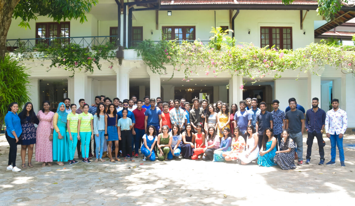 Freshers_ Day Out for Summer 2020 new students held on 26th August 2020 at the Mahaweli Reach Hotel (5)