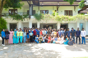 Freshers Day Out – Kandy Branch Campus