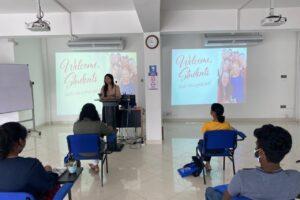 Orientation – Kandy Branch Campus