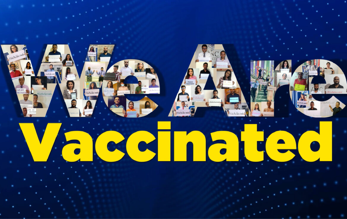 Safety FIRST at ANC: 98% Vaccinations of all Staff ensure a Safe Learning Environment for Students